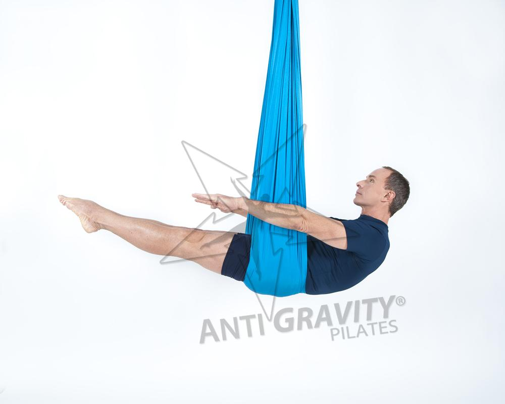antigravity pilates at Float Fitness